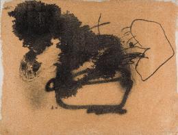 Antoni Tàpies. Variations sur un thème musical 4