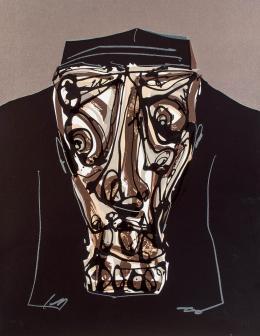 Antonio Saura. Galería de América