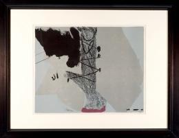 Antoni Tàpies. Sin título (1962)