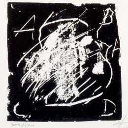 Antoni Tàpies. ABCD