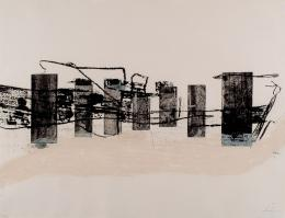 Antoni Tàpies. Vaixell