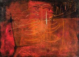 Antoni Tàpies. Inquietant (1954)