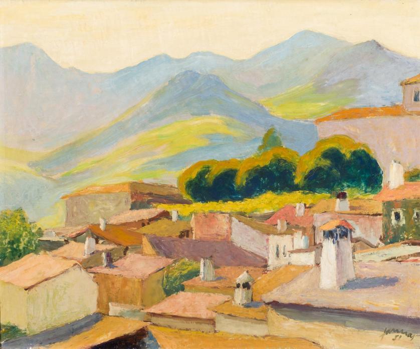 Francisco Farreras. Brias (1951)