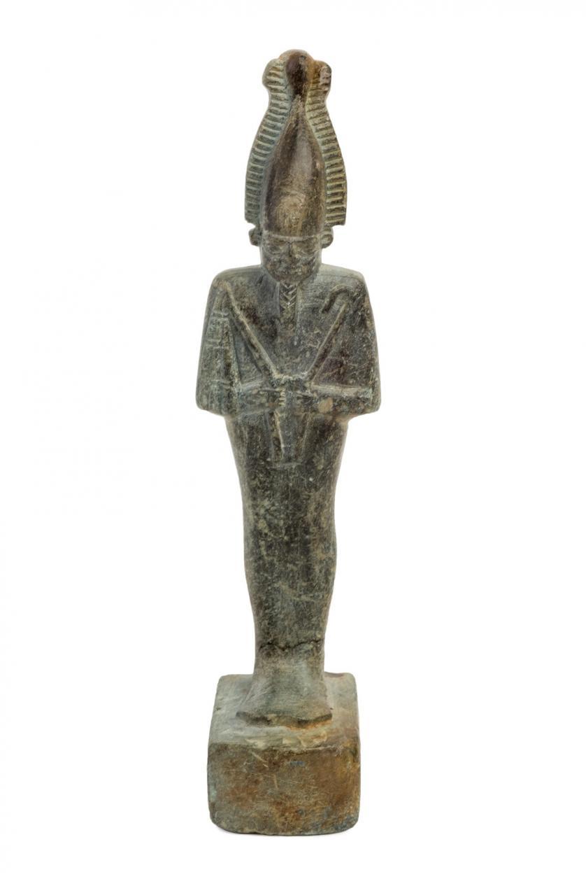 Estatua de Osiris. Egipto. Baja Época