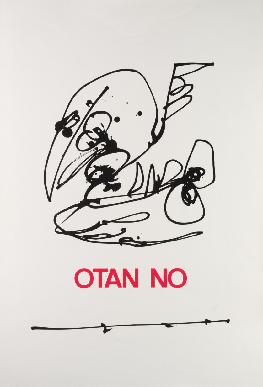 Antonio Saura. Otan No