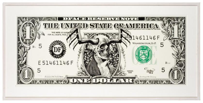 D*FACE. One Dollar (2007)
