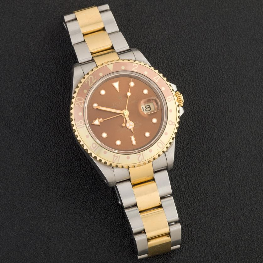 Rolex Oyster Perpetual Date GMT-Master II