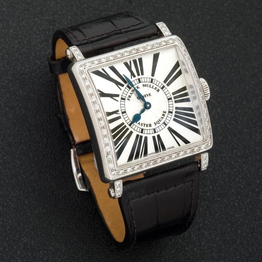 Reloj Franck Muller Master Square