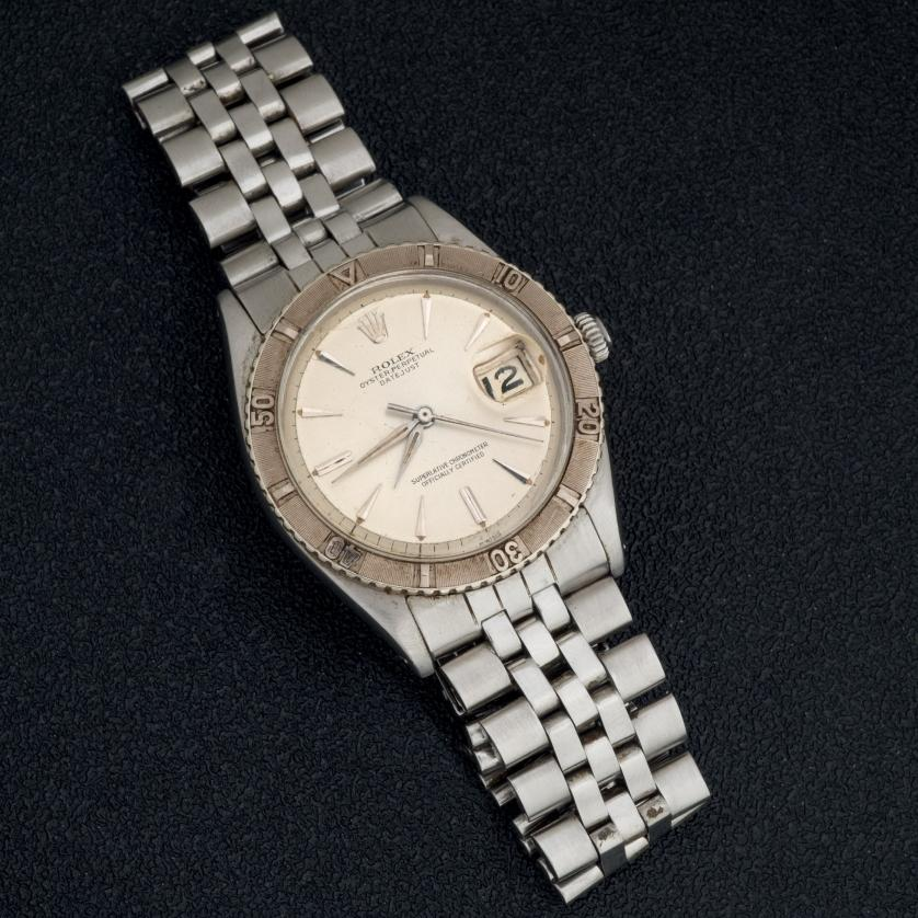 Rolex Oyster Perpetual Datejust acero,1962