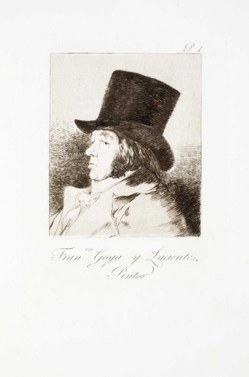 Goya y Lucientes. Los caprichos