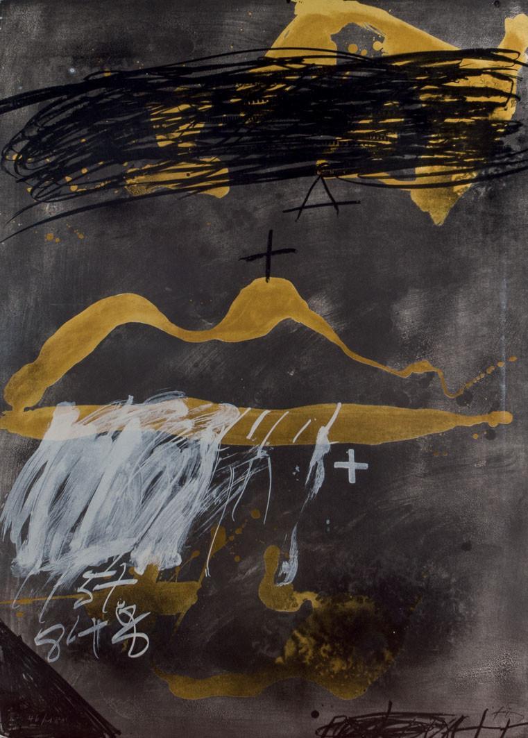 Antoni Tàpies. Grande Chaisse