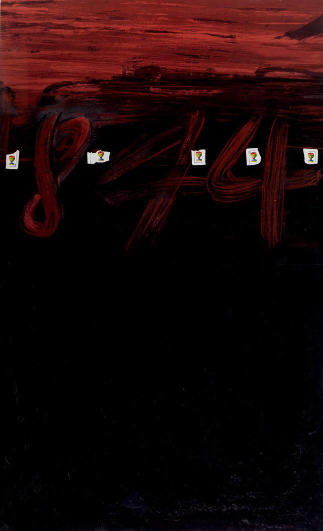 Antoni Tàpies. Cartes per a la Teresa (1974)