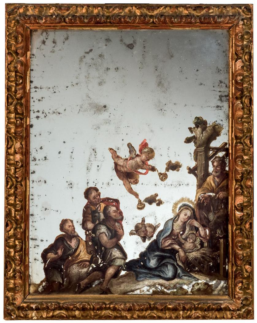 Escuela Española S. XVIII. Natividad
