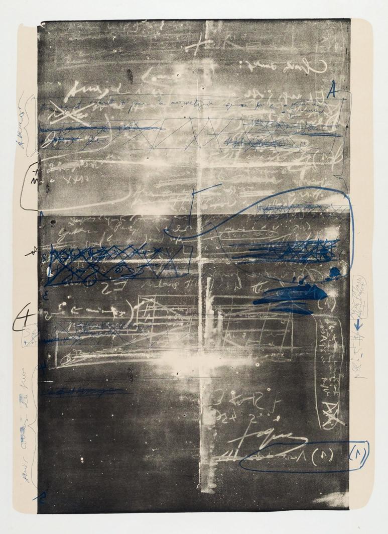 Antoni Tàpies. Sin título (1974)