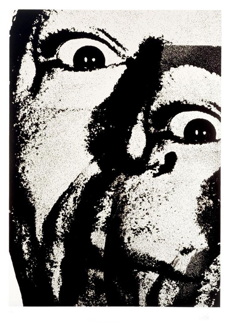 Antonio Saura. Moi (1976)