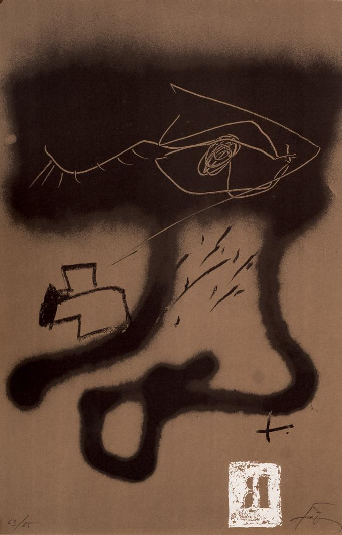 Antoni Tàpies. El Tretze Vents
