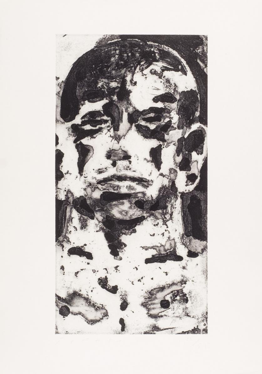 Jaume Plensa. Sin título - Suite Madrid (c. 1980